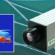 DIAS社製温度計測赤外線ラインスキャンカメラ PYROLINE