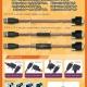 ライトアングル、ハイフレックス、ロックネジ付きUSB3カメラケーブル