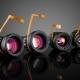[新製品] 液体レンズ実装 M12 マウントレンズ