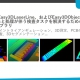 3Dレーザーラインを駆使した画像解析アプリケーション